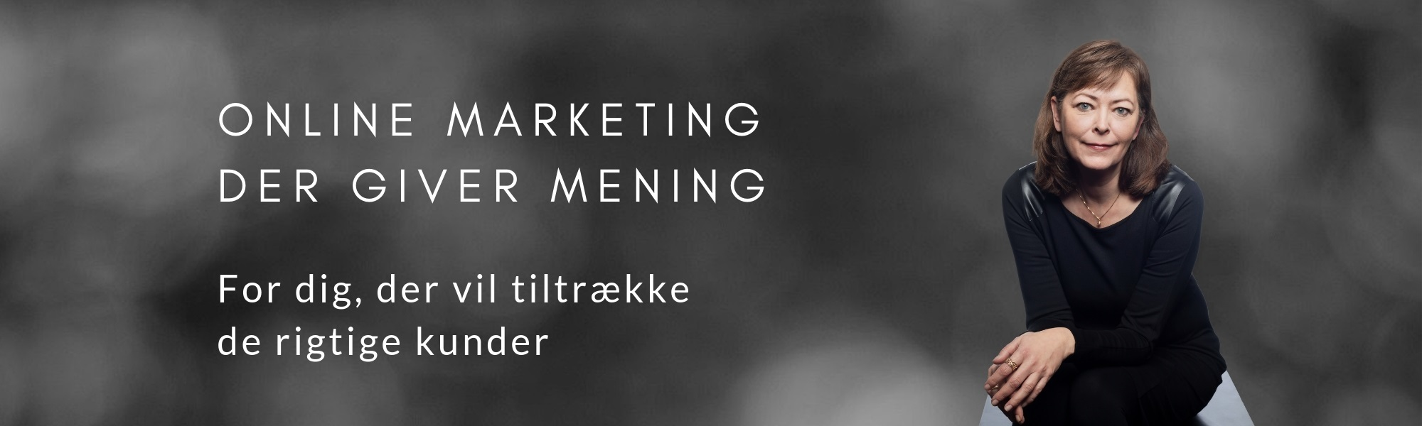 Anita Cordes - marketing med mening